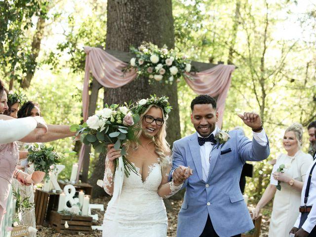 Eduardo and Kacee's Wedding in Webster, Florida 1