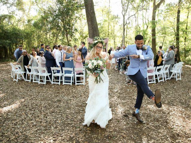 Eduardo and Kacee's Wedding in Webster, Florida 42