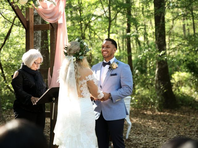 Eduardo and Kacee's Wedding in Webster, Florida 44