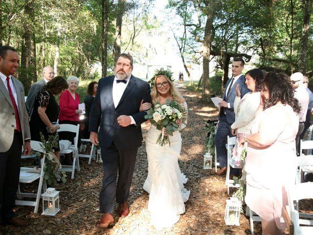 Eduardo and Kacee's Wedding in Webster, Florida 45