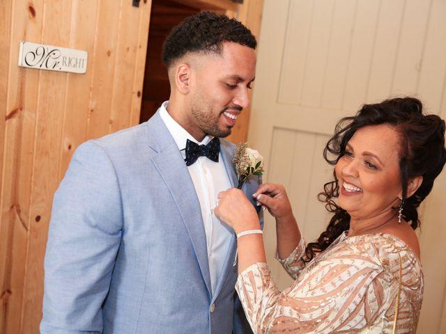 Eduardo and Kacee's Wedding in Webster, Florida 49