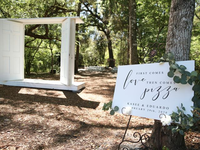 Eduardo and Kacee's Wedding in Webster, Florida 61