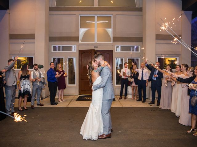 Brittany and Kevin's Wedding in Branford, Connecticut 25