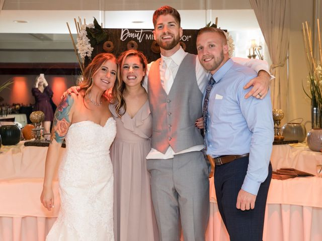 Brittany and Kevin's Wedding in Branford, Connecticut 23