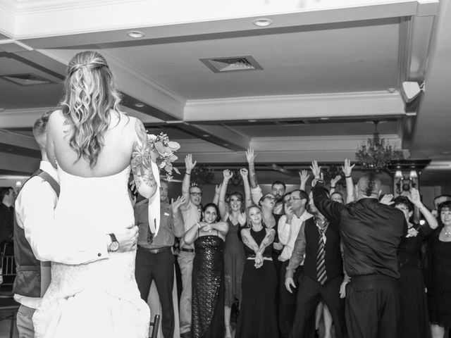 Brittany and Kevin's Wedding in Branford, Connecticut 22