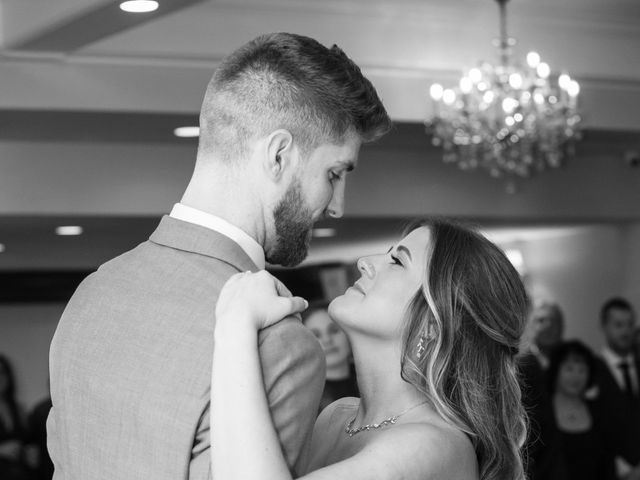 Brittany and Kevin's Wedding in Branford, Connecticut 17