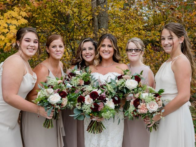 Brittany and Kevin's Wedding in Branford, Connecticut 6
