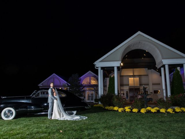 Brittany and Kevin's Wedding in Branford, Connecticut 20
