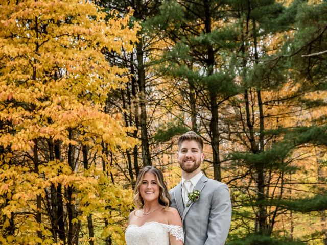 Brittany and Kevin's Wedding in Branford, Connecticut 3