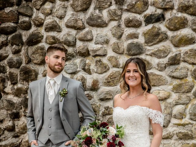 Brittany and Kevin's Wedding in Branford, Connecticut 4