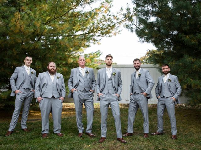 Brittany and Kevin's Wedding in Branford, Connecticut 2