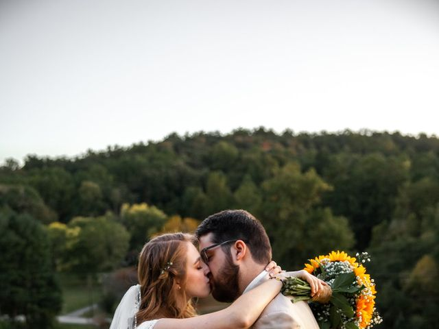 Lyndsey and Sean's Wedding in Cookeville, Tennessee 1