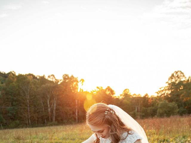 Lyndsey and Sean's Wedding in Cookeville, Tennessee 8