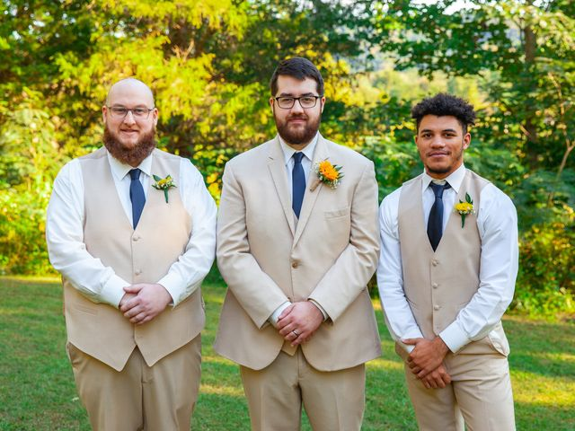 Lyndsey and Sean's Wedding in Cookeville, Tennessee 9