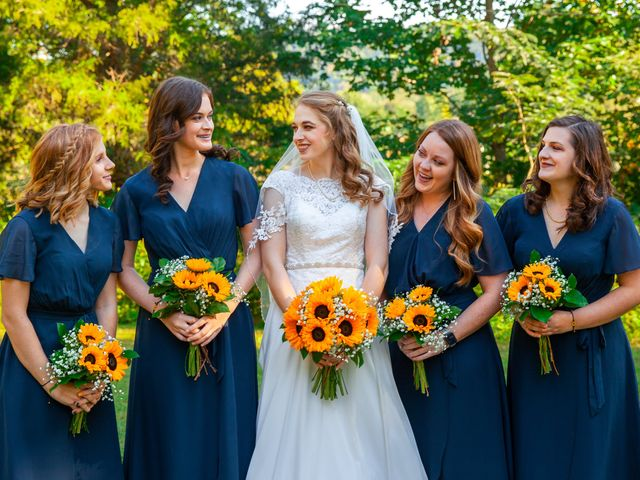 Lyndsey and Sean's Wedding in Cookeville, Tennessee 11
