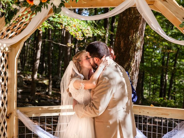 Lyndsey and Sean's Wedding in Cookeville, Tennessee 13