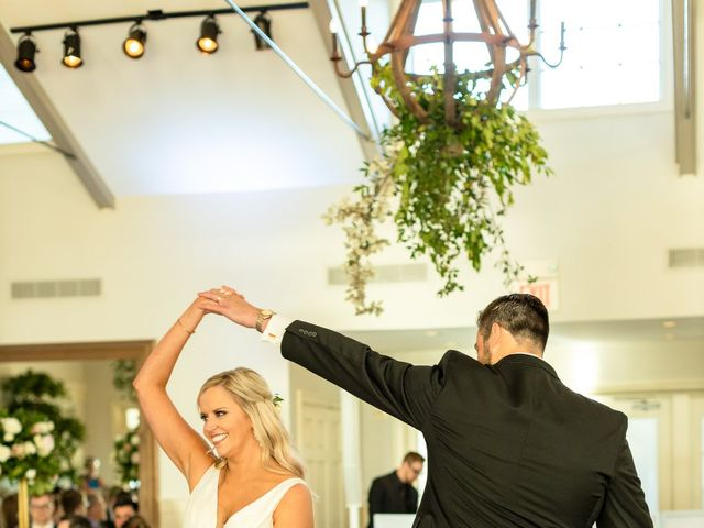 Melanie and Luke's Wedding in Stevensville, Maryland 5
