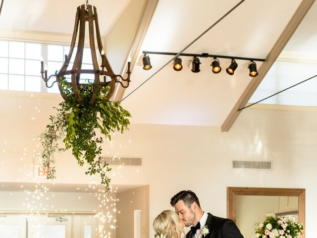 Melanie and Luke's Wedding in Stevensville, Maryland 6