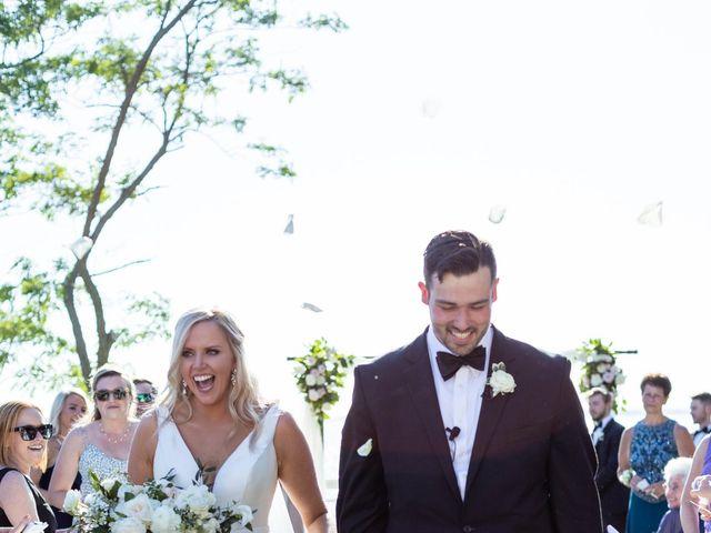 Melanie and Luke's Wedding in Stevensville, Maryland 8