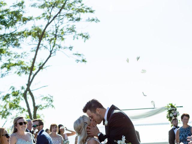 Melanie and Luke's Wedding in Stevensville, Maryland 9