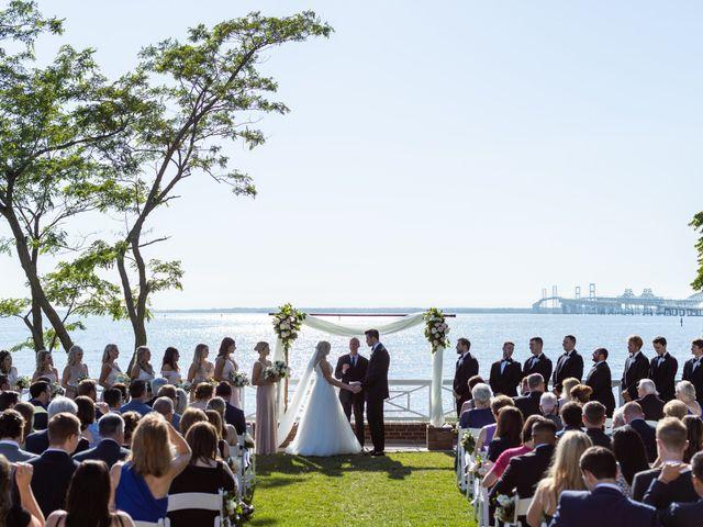 Melanie and Luke's Wedding in Stevensville, Maryland 2