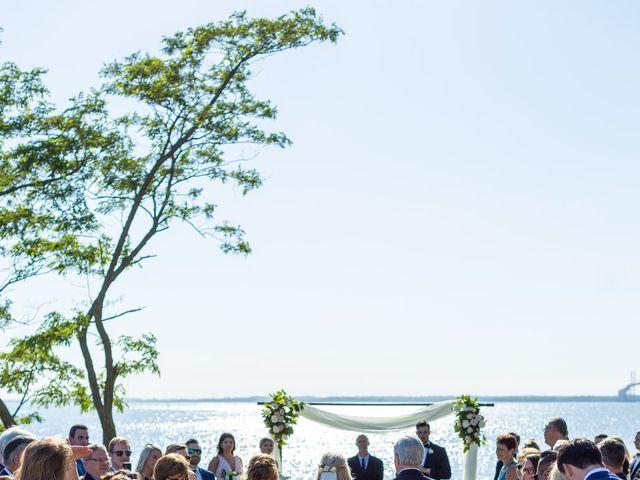 Melanie and Luke's Wedding in Stevensville, Maryland 10