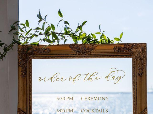 Melanie and Luke's Wedding in Stevensville, Maryland 12