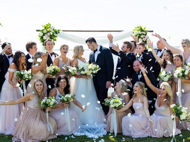 Melanie and Luke's Wedding in Stevensville, Maryland 15