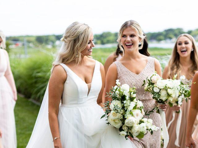 Melanie and Luke's Wedding in Stevensville, Maryland 17