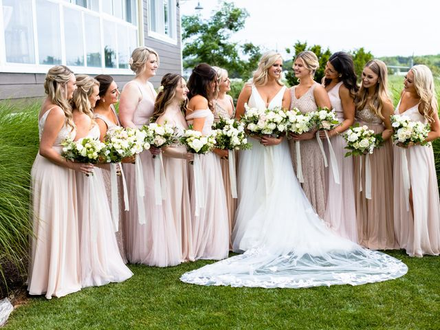 Melanie and Luke's Wedding in Stevensville, Maryland 18