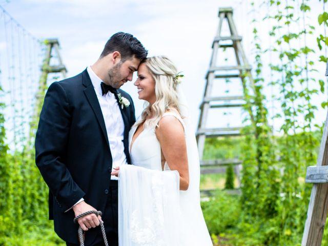 Melanie and Luke's Wedding in Stevensville, Maryland 19