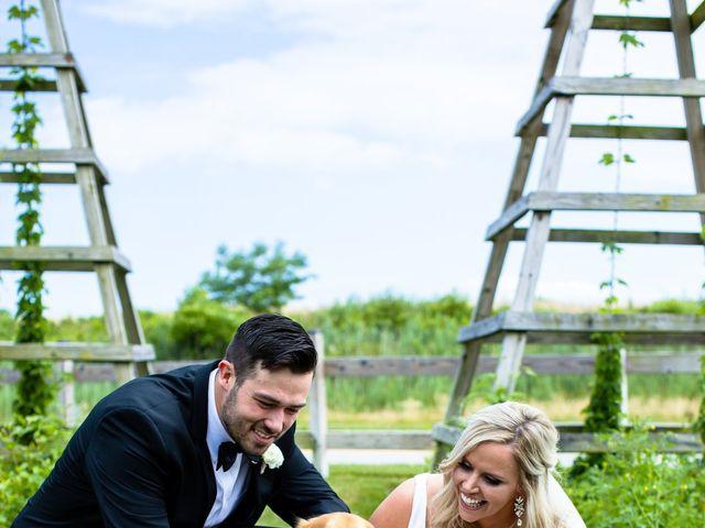 Melanie and Luke's Wedding in Stevensville, Maryland 20