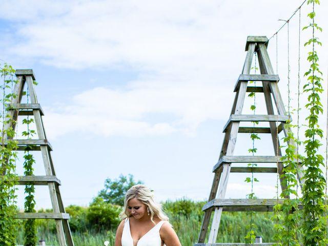 Melanie and Luke's Wedding in Stevensville, Maryland 21