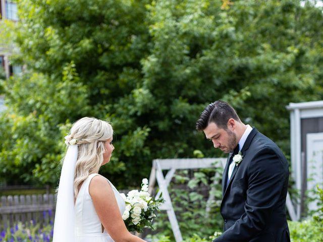 Melanie and Luke's Wedding in Stevensville, Maryland 22