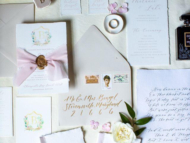 Melanie and Luke's Wedding in Stevensville, Maryland 32