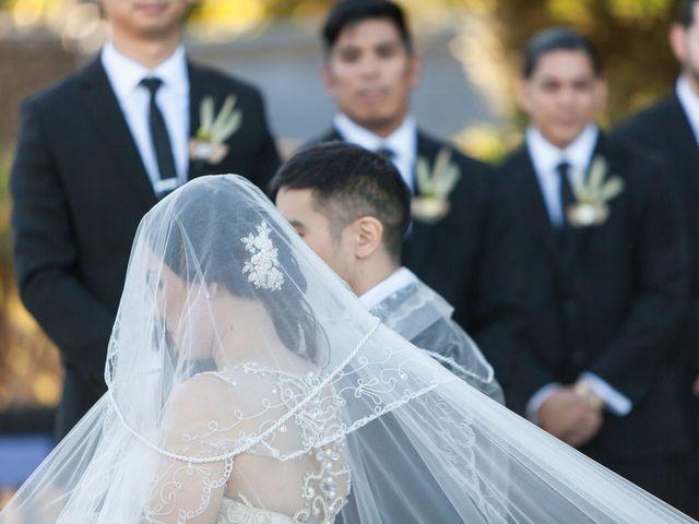 Anna and Rodney's Wedding in Sonoma, California 13