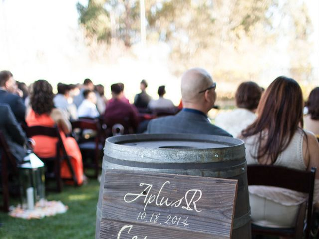 Anna and Rodney's Wedding in Sonoma, California 11