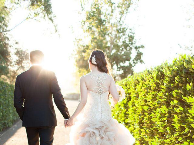 Anna and Rodney's Wedding in Sonoma, California 16