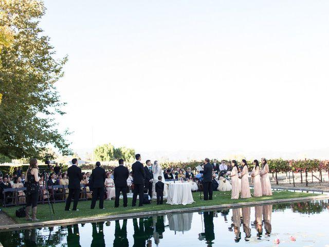 Anna and Rodney's Wedding in Sonoma, California 14