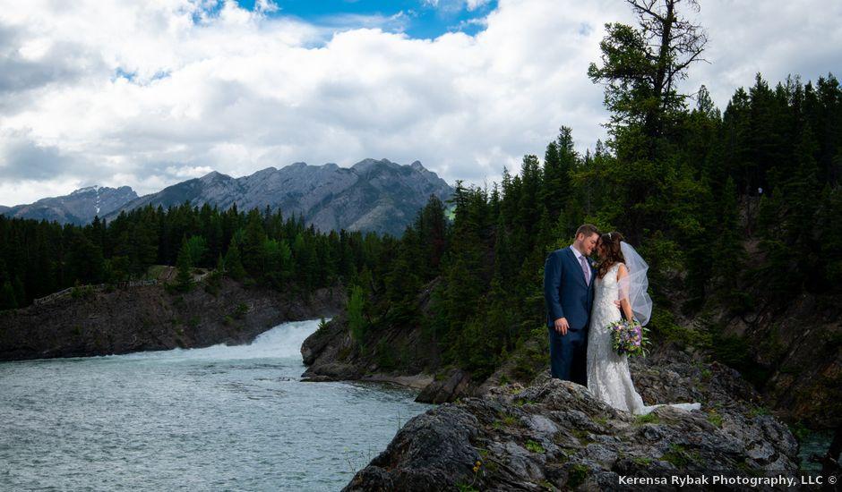 David and Carolyn's Wedding in Vancouver, Washington