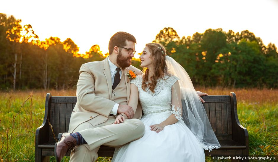 Lyndsey and Sean's Wedding in Cookeville, Tennessee