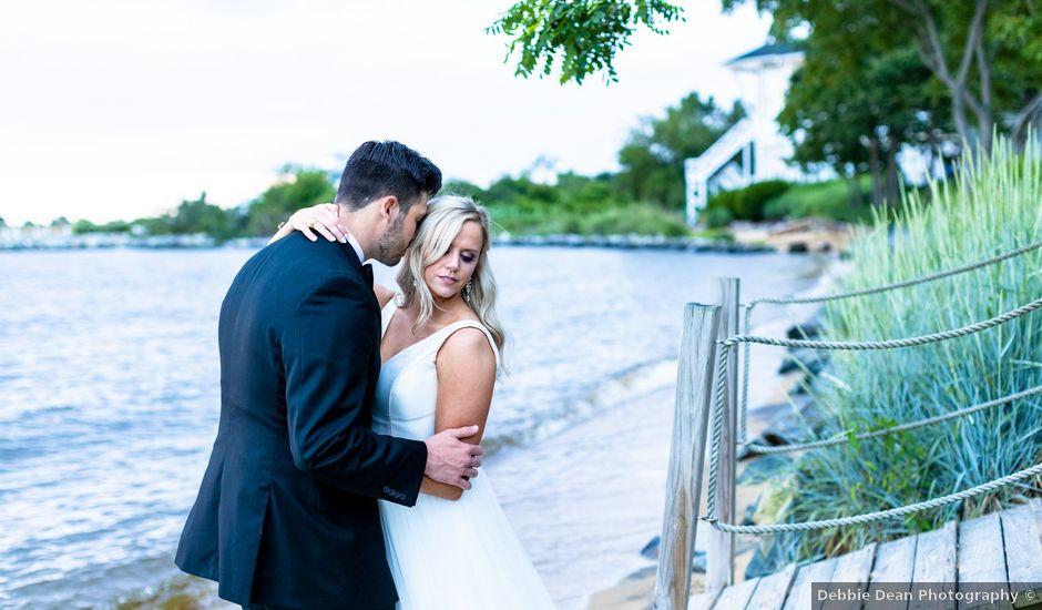 Melanie and Luke's Wedding in Stevensville, Maryland