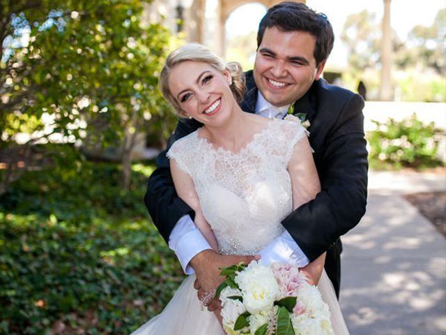 The wedding of Paul and Lauren