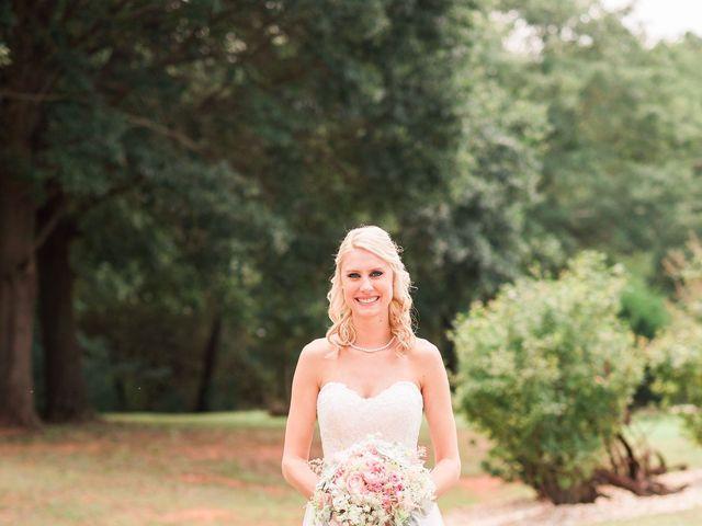 Caitlin and Shane's Wedding in Bogart, Georgia 4