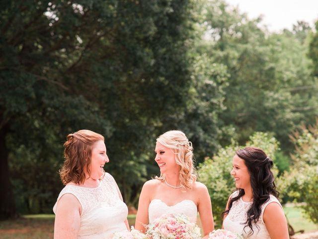 Caitlin and Shane's Wedding in Bogart, Georgia 5