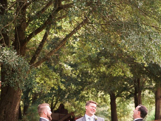 Caitlin and Shane's Wedding in Bogart, Georgia 6