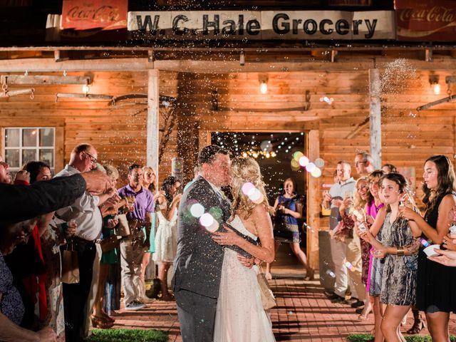 Caitlin and Shane's Wedding in Bogart, Georgia 19
