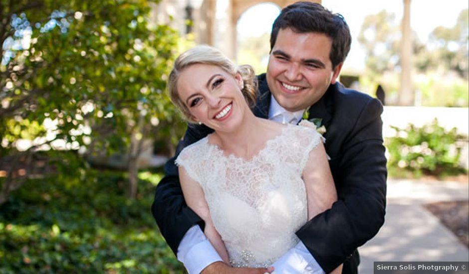 Lauren and Paul's Wedding in San Diego, California