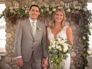 The wedding of Christina and Henry