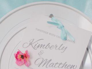 The wedding of Matthew and Kimberly 1